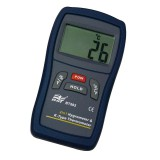 BT502 - 2 in 1 Hygrometer and K-Type Thermometer